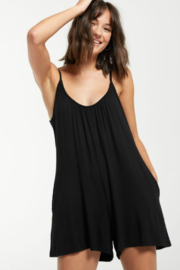 z supply Krista Sleek Romper - Product Mini Image