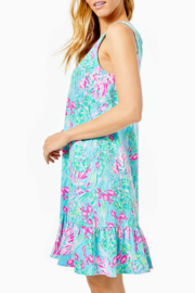 Lilly Pulitzer Kristen Flounce Dress - Product Mini Image