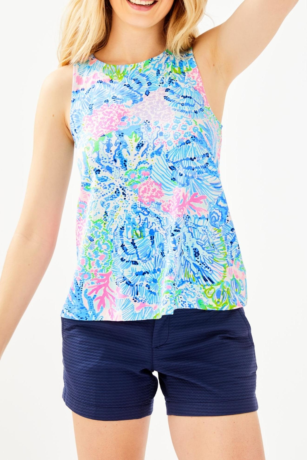 Lilly Pulitzer Kristen Top - Main Image