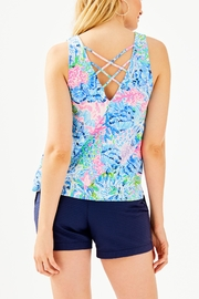 Lilly Pulitzer Kristen Top - Front full body