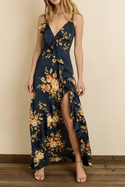 dress forum Kristin Floral-Print Maxi - Product Mini Image