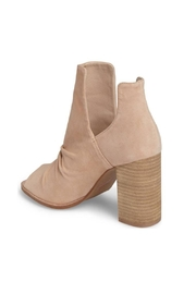 Kristin Cavallari for Chinese Laundry Lash Peep-Toe Bootie - Back cropped