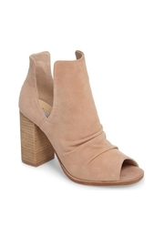 Kristin Cavallari for Chinese Laundry Lash Peep-Toe Bootie - Front full body