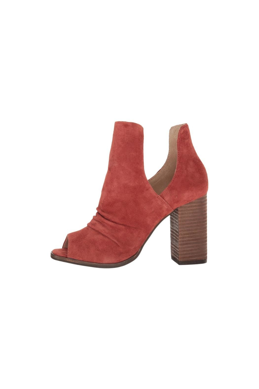 Kristin Cavallari for Chinese Laundry Lash Peep Toe Bootie - Front Cropped Image