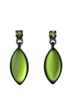Shoptiques Product: Glass Bead Earrings