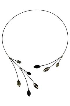 Shoptiques Product: Memory Wire Necklace