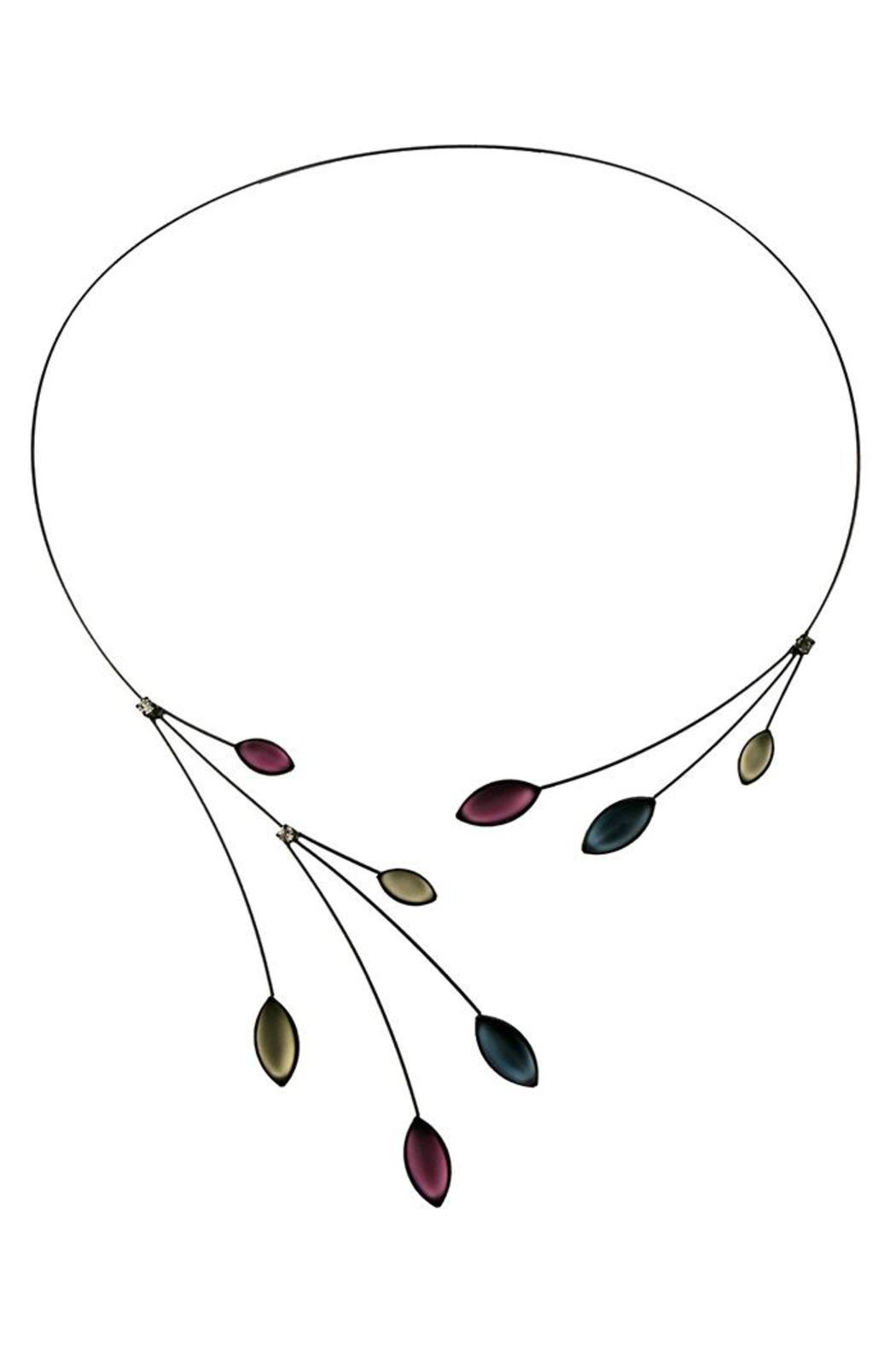 kristina collection memory wire necklace from montana by