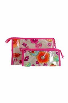 Kristine Cosmetic Bag Wildflower - Alternate List Image
