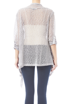 Kristine Lace Fringe Cardigan - Alternate List Image