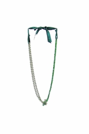 Kristine Love Match Necklace - Back cropped