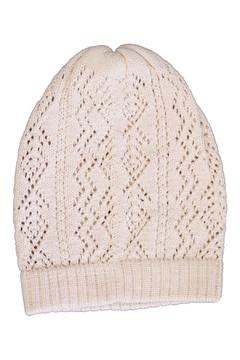 Shoptiques Product: Lace Knit Beanie
