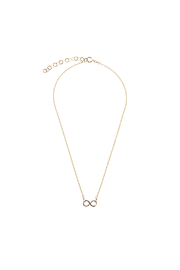 KTCollection Infinity Choker - Front cropped