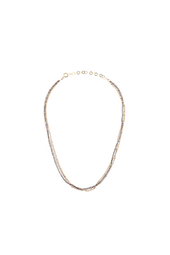 KTCollection Triple Metal Choker - Product List Image
