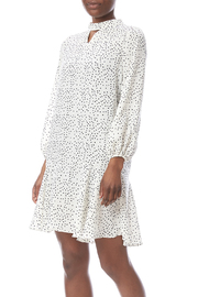 Ku Ku Top Little Dotted Dress - Product Mini Image