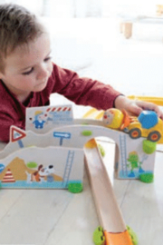 HABA USA Kullerbu - Play Track At the Construction Site - Product Mini Image