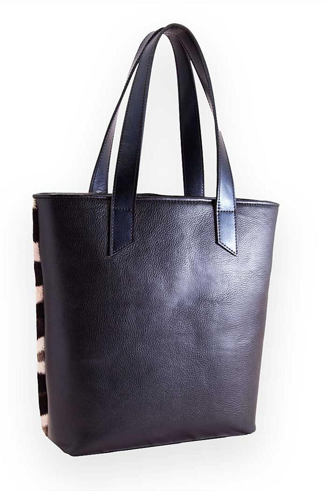 Kulu Zebra Shopper - Front Full Image