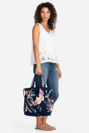 Johnny Was Kuren Tote - Side cropped