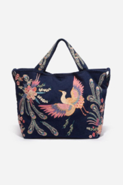 Johnny Was Kuren Tote - Front cropped