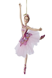 Kurt Adler Ballerina Ornament - Product Mini Image