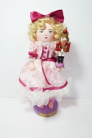 Kurt Adler Clara Nutcracker - Product Mini Image
