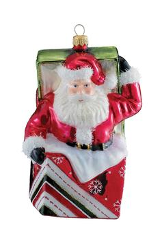 Kurt Adler Polonaise Santa Box Ornament - Alternate List Image