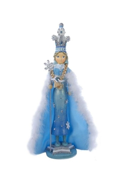 Kurt Adler Snow Princess Nutcracker - Product List Image