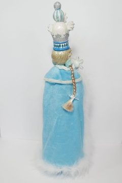 Kurt Adler Snow Princess Nutcracker - Alternate List Image