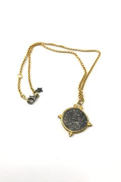 Kurtulan 24k Coin Pendant - Alternate List Image