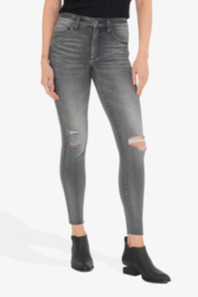 KUT Connie High Rise Fab Ab Ankle Skinny Jeans - Product Mini Image