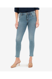 KUT Connie High Rise Fab Ab Ankle - Front cropped