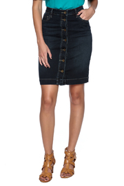 Kut from the Kloth Button Up Skirt - Product Mini Image