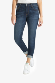 Kut from the Kloth Catherine Boyfriend Jeans - Front cropped