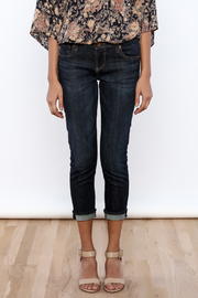 Kut from the Kloth Catherine Slim Boyfriend - Side cropped