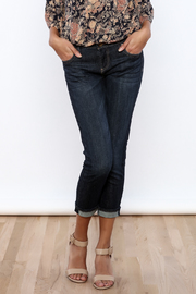 Kut from the Kloth Catherine Slim Boyfriend - Front cropped