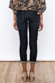 Kut from the Kloth Catherine Slim Boyfriend - Back cropped