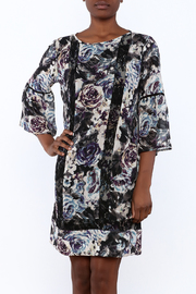 Kut from the Kloth Floral Peasant Dress - Product Mini Image
