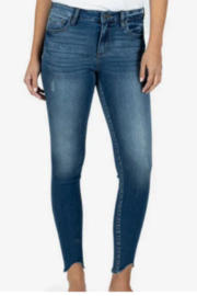 Kut from the Kloth Connie High Rise Ankle Skinny - Product Mini Image