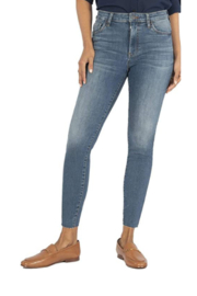 Kut from the Kloth Kut From The Kloth High Rise Connie Ankle Skinny - Evolution with Medium Wash - Product Mini Image