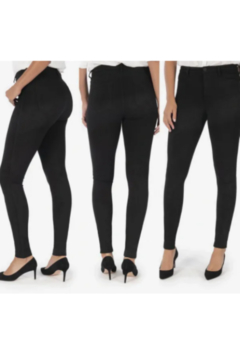 Kut from the Kloth Kut From the Kloth Mia High Rise Fab Ab Toothpick Skinny - Alternate List Image