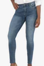 Kut from the Kloth Kut From The Kloth Mia High Rise Slim Fit Skinny - Product Mini Image
