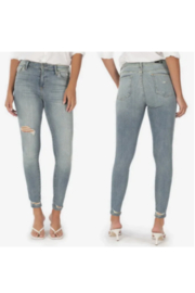 Kut from the Kloth Kut From The Kloth Mia High Rise Toothpick Skinny - Front cropped
