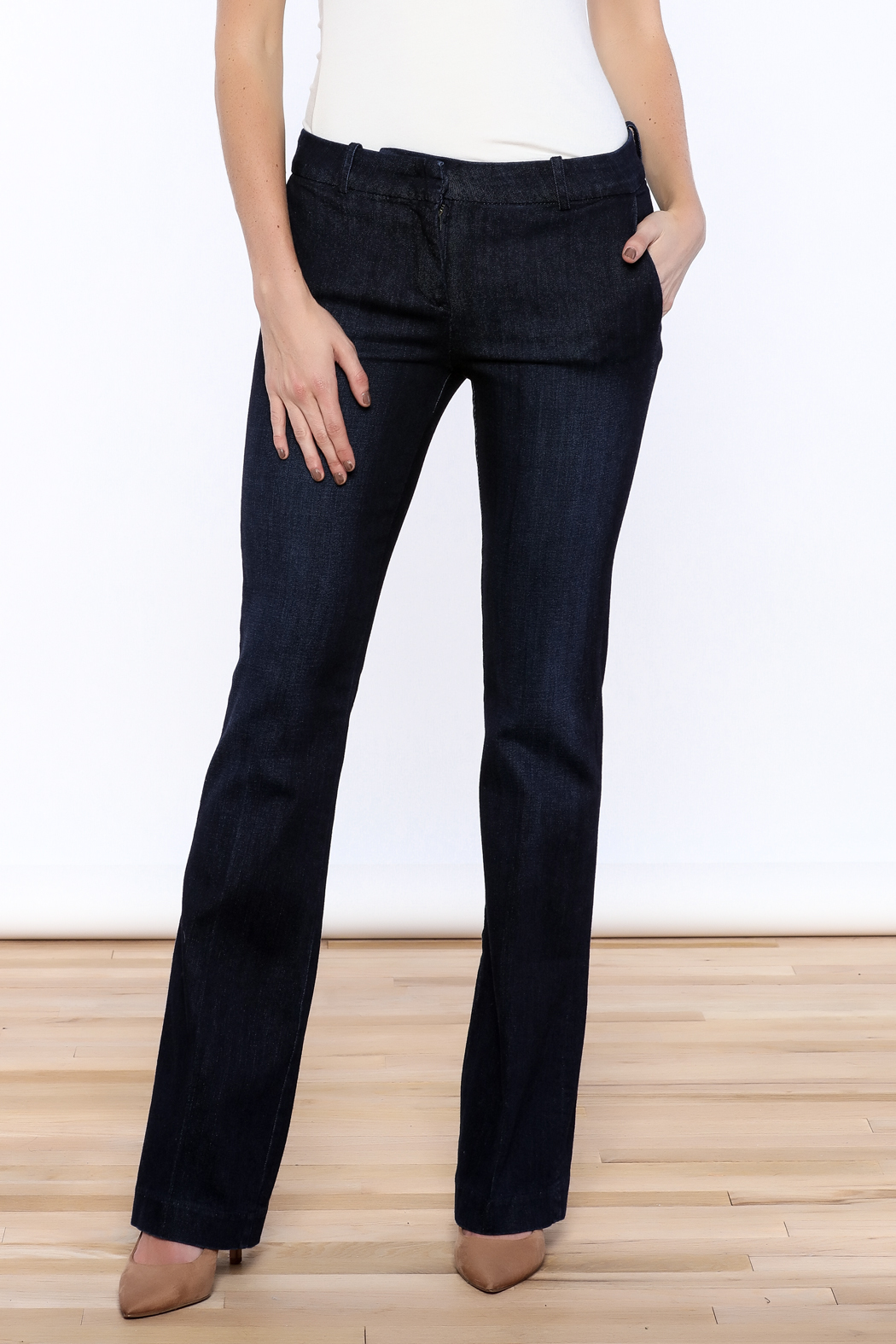 Kut from the Kloth Natalie Trouser Flare - Main Image