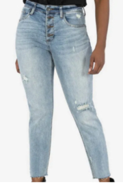 Kut from the Kloth Kut From The Kloth Rachael High Rise Mom Jean - Product Mini Image