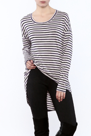 Kut from the Kloth Striped Shirt - Product Mini Image