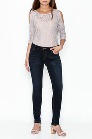 Kut from the Kloth Toothpick Skinny Denim Jeans - Side cropped