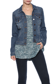 Kut from the Kloth Vitality Denim Jacket - Product Mini Image