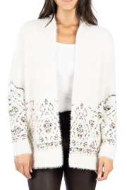 KUT Lennox Cardigan Sweater - Front cropped