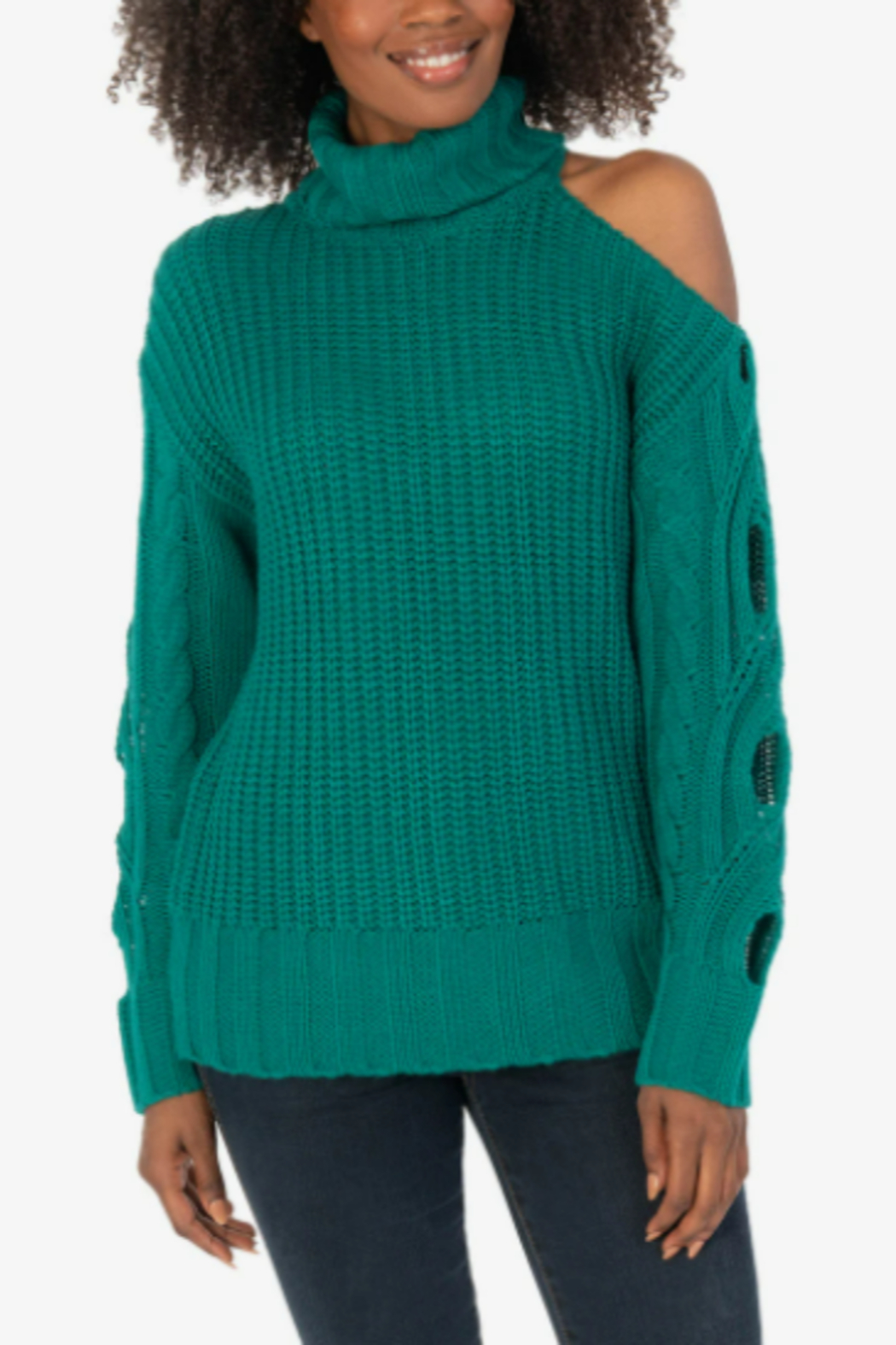 KUT Sweater - Front Cropped Image