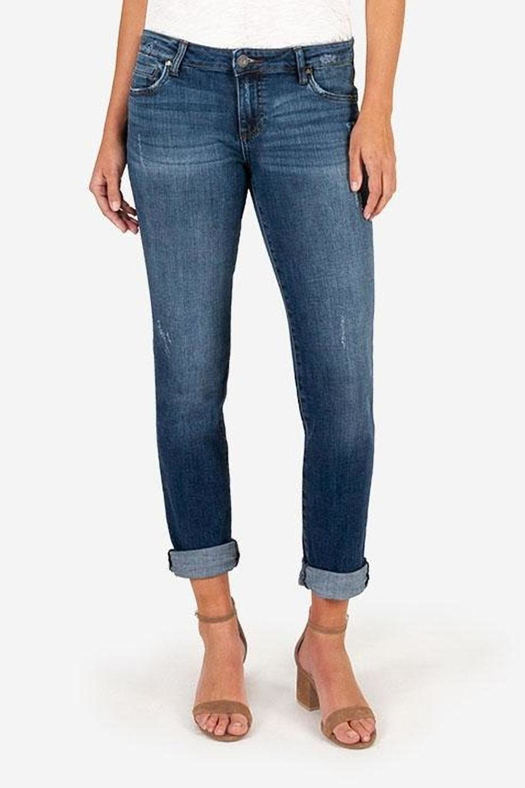 Kut from the Cloth Catherine Boyfriend Jeans - Main Image