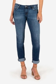 Kut from the Cloth Catherine Boyfriend Jeans - Front cropped
